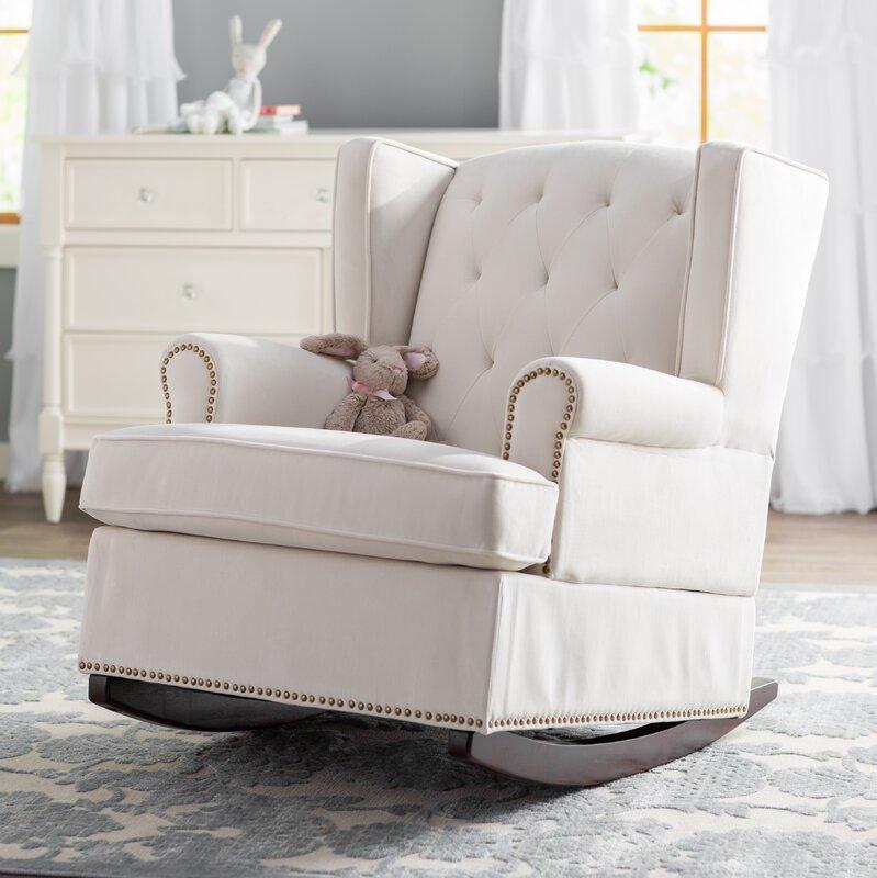 Charming Paulina Adult Rocking Chair