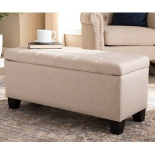Stegall Storage Ottoman by Win..