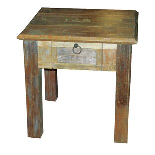 Mcdonnell End Table by Bloomsbury Market