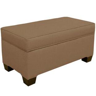 Latitude Run Linney Upholstered Storage B..
