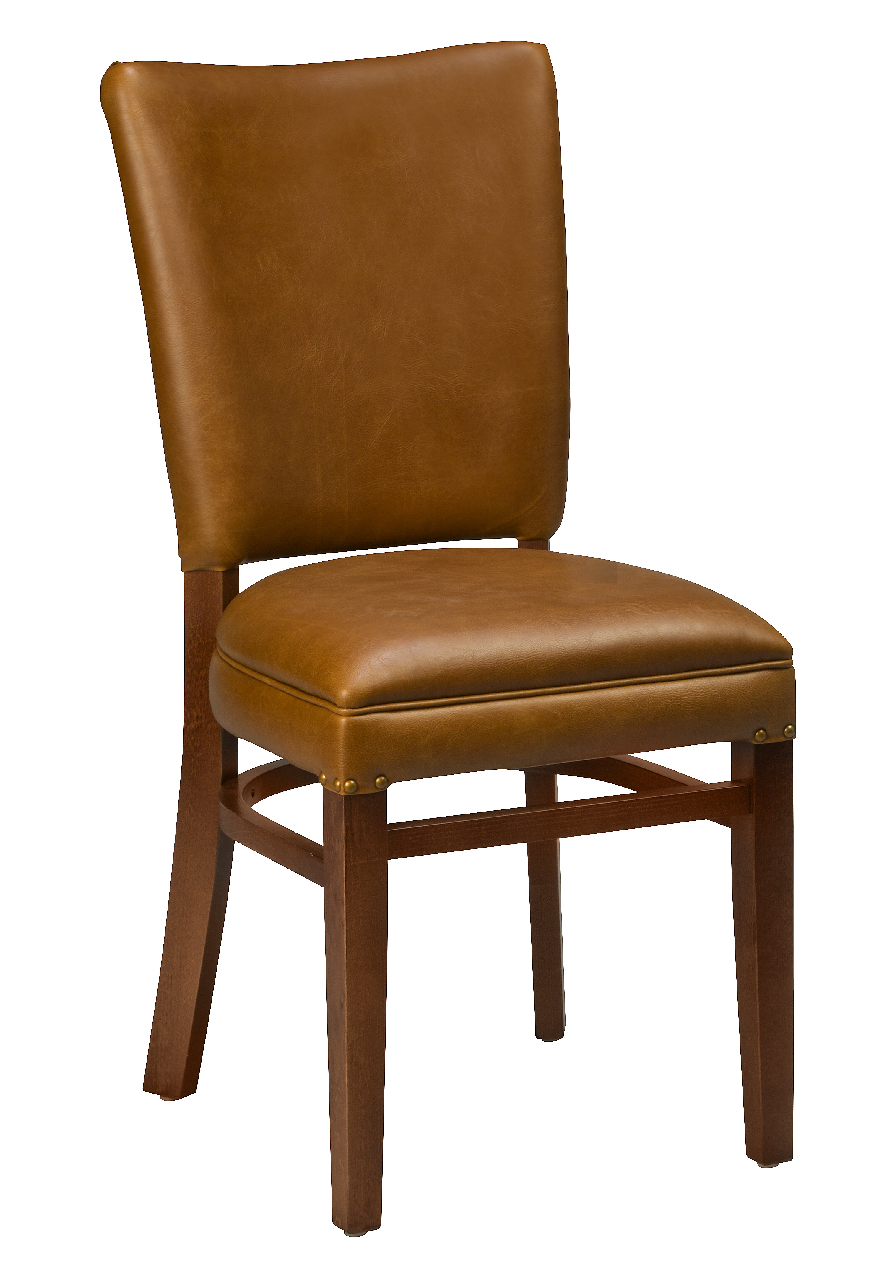 Miraculous Beechwood Skirted Seat Upholstered Dining Chair Pabps2019 Chair Design Images Pabps2019Com