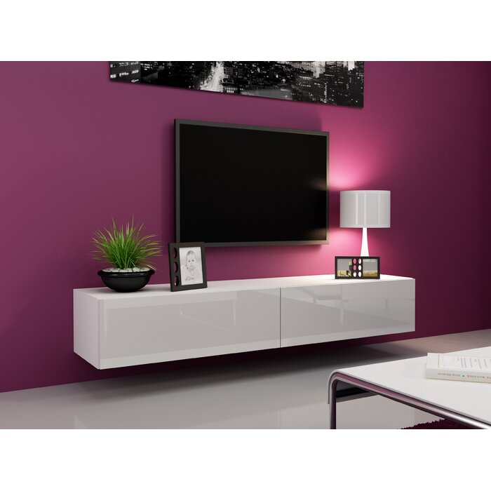 Jaggers Floatingtv Stand For Tvs Up To 78 Inches