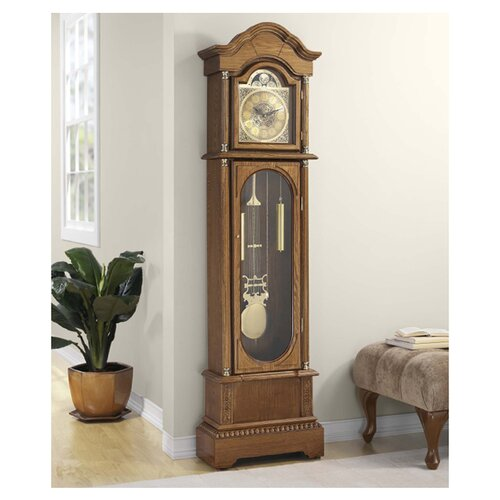 Traditionelle Standuhr 182 cm | Dekoration > Uhren > Standuhren | Holz - Faserplatte - Massivholz - Glas - Metall | Astoria Grand