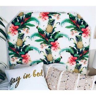 Zoomie Kids Hong Twin/Twin XL UpholsteredPanel Headboard