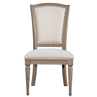 Moira Upholstered Dining Chair (Set of 2) One Allium Way