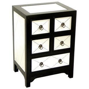 Hannes Small 5 Drawer Chest