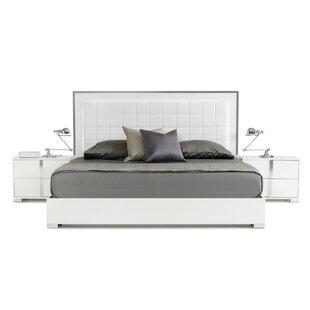 Demaria Solid Wood 3 Piece Bedroom Set