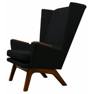 Wingback Chair by Lewis Interiors