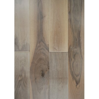 Hudson Bay Random Width Engineered Walnut Hardwood Flooring in Ontario Albero Valley