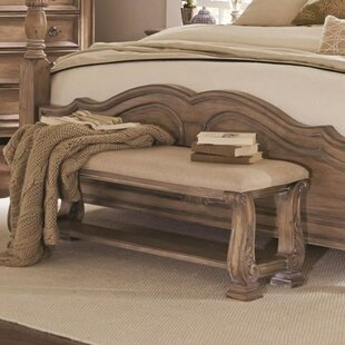 Blytheville Traditional Storage Bench