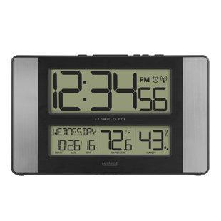 Josephs Atomic Digital Wall Clock