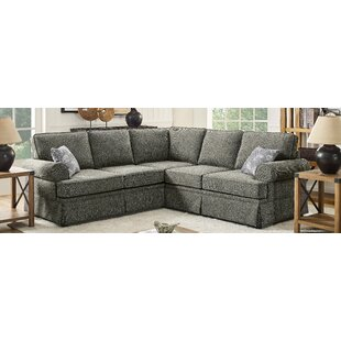 Hermina Sectional by Gracie Oaks
