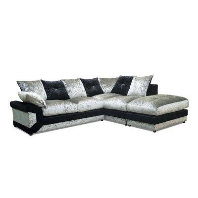Corner Sofas Amp Corner Sofa Beds Wayfair Co Uk