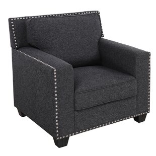 Burswood Linen Armchair by Winston Porter