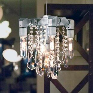 17 Stories Eustacio 5-Light Candle Style Chandelier