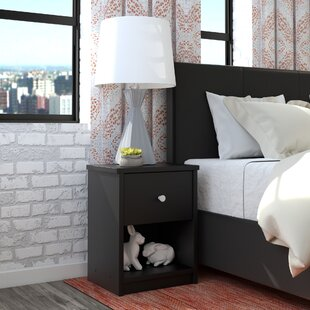 Altus 1 Drawer Nightstand