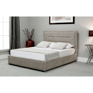 Cotta Upholstered Ottoman Bed By Mercury Row
