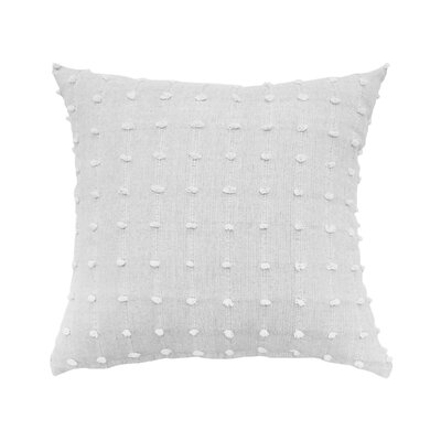 Beautyrest Indochine Tufting Embellishment 100% Cotton Throw Pillow