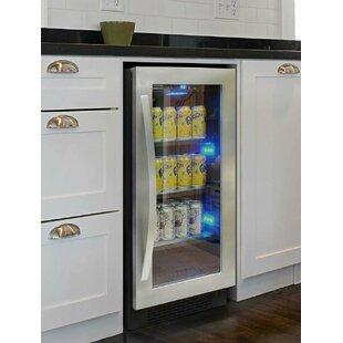 Designer Series 15-inch 3.3 cu. ft. Convertible Beverage Center