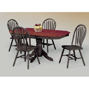 Copernicus 5 Piece Pub Table Set Loon Peak