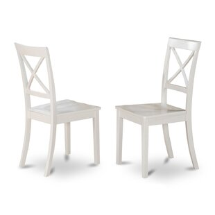 Hillhouse Solid Wood Dining Chair (Set of 2)