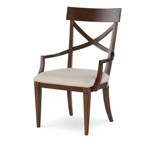 Upstate X-Back Arm Chair (Set of 2) by Rachael Ray Home by Legacy Classic