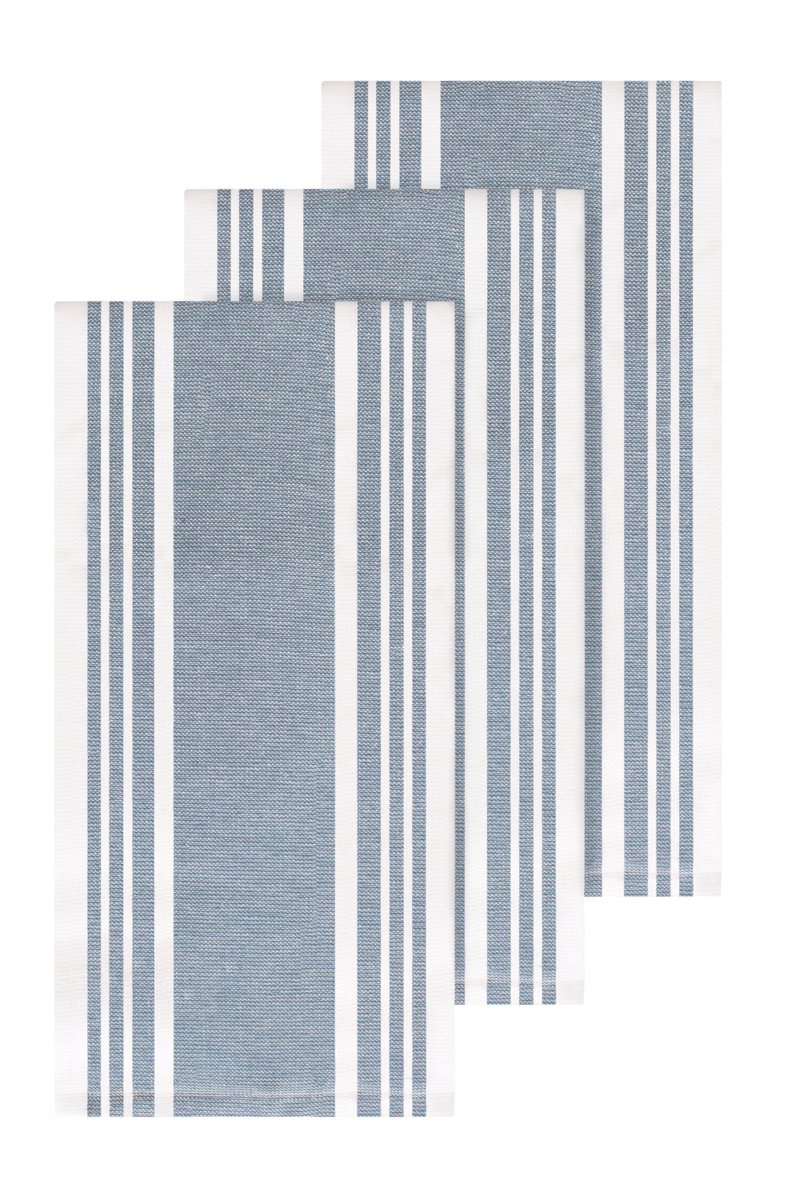 All Clad Dual Woven Stripe Hand Towel