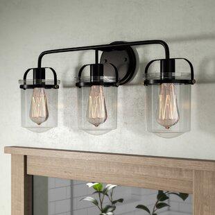Portland 3-Light Vanity Light By Laurel Foundry Modern Farmhouse