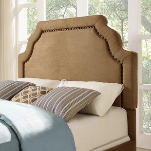 Charlton Home Stearns Upholstered Panel Headboard