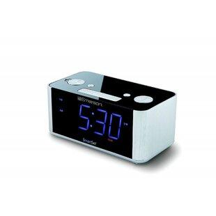 Bedroom Radio Alarm Clocks | Wayfair