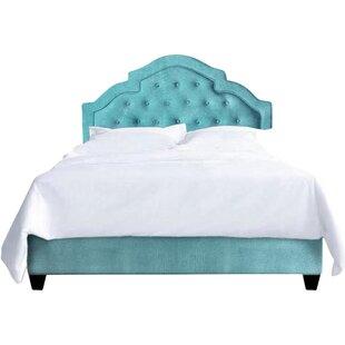 Sheila Upholstered Platform Bed