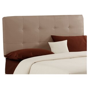 Best Reviews Parnell Tufted Upholstered Headboard by Skyline Furniture