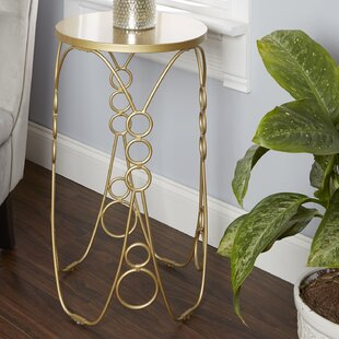 Best Choices Amezcua Metal End Table By Ivy Bronx