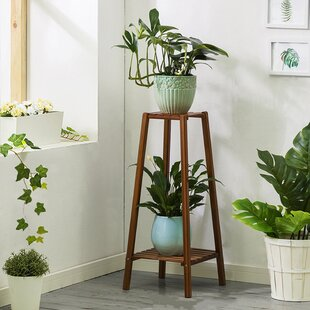 Derouen Square MultiTiered Plant Stand