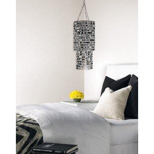 Harriet Bee Allen Icicles Room 1-Light Novelty Pendant