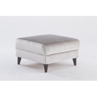 Clemmons Upholstered Storage Bench by Mercer41