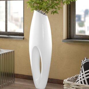 Kluesner Modern Large Floor Vase