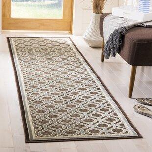 Tapis chenille: Taille de tapis - Tapis de couloir 4\' - 6\' | Wayfair.ca
