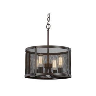 Arbus 4-Light Pendant by L..