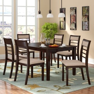 Mylene Contemporary Dining Set Red Barrel Studio