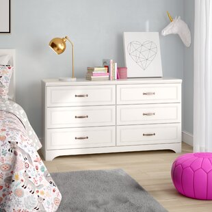 Online Reviews Rayleigh 6 Drawer Dresser by Three Posts Reviews (2019) & Buyer's Guide