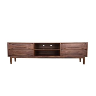 Affordable Price Cress TV Stand for TVs up to 78 by Corrigan Studio Reviews (2019) & Buyer's Guide