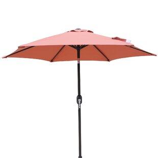 Bistro 7.5' Market Umbrella by Island Umbrella