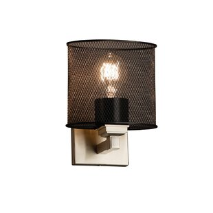 Bennett 1-Light Armed Sconce b..