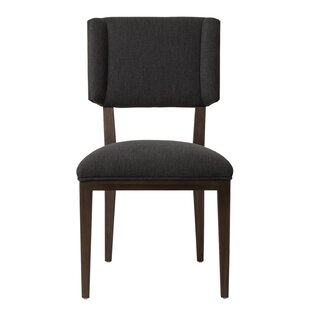 Fleeton Upholstered Dining Chair Corrigan Studio
