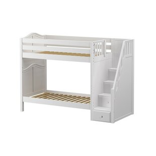 Reviews Wopper Twin over Twin Bunk Bed by Maxtrix Kids Reviews (2019) & Buyer's Guide