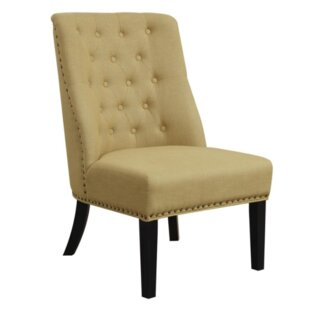 Leontine Upholstered Dining Chair by Darby Home Co
