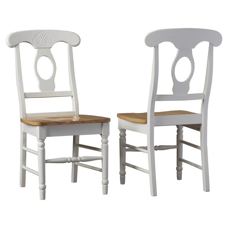 Ilka Solid Wood Dining Chair