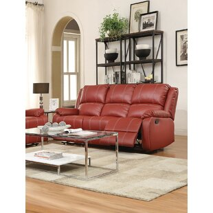 Crow Reclining Sofa by Red Bar..