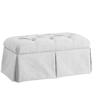 Deville Fabric Storage Bench by House of Hampton